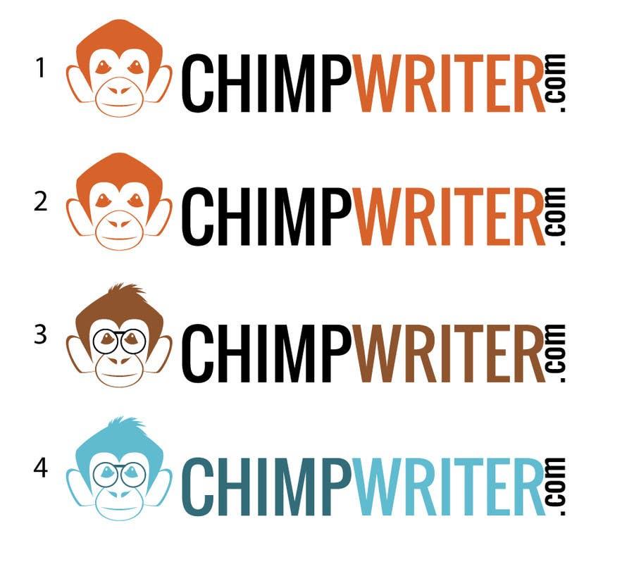 Bài tham dự cuộc thi #38 cho Design a Logo for ChimpWriter.com