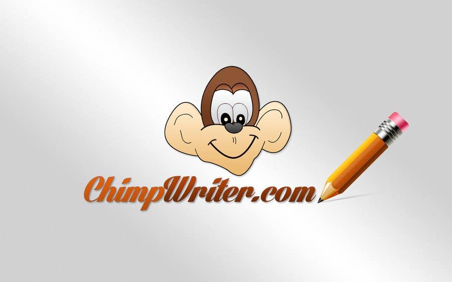 Bài tham dự cuộc thi #33 cho Design a Logo for ChimpWriter.com