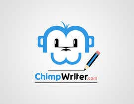 #16 para Design a Logo for ChimpWriter.com por AhmedElyamany