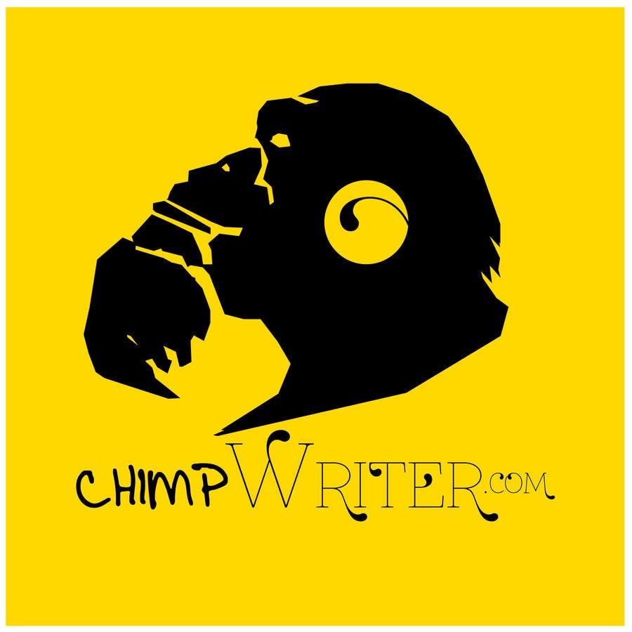 Bài tham dự cuộc thi #20 cho Design a Logo for ChimpWriter.com