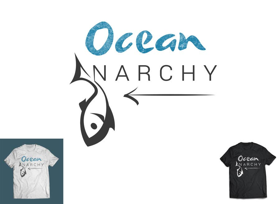 Konkurrenceindlæg #73 for Design a T-Shirt for a Spear fishing Brand.