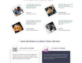 Nro 40 kilpailuun Alternative Website Design käyttäjältä SAUHBA