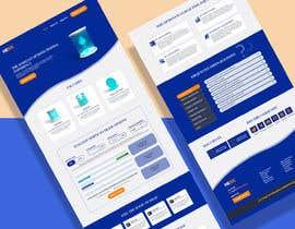 Nro 38 kilpailuun Alternative Website Design käyttäjältä developerhafizur