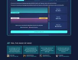 Nro 49 kilpailuun Alternative Website Design käyttäjältä mdrana422