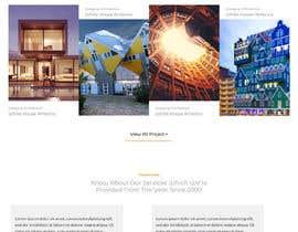 Nro 3 kilpailuun 1 Page Website Design  - 14/04/2021 12:01 EDT käyttäjältä mhasan999