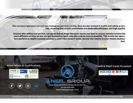 #14 for 1 Page Website Design Breakdown Recovery af wavemaster432