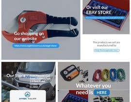 #32 for 1 Page Website Cover Design - Angel Sales by rajaumeda123