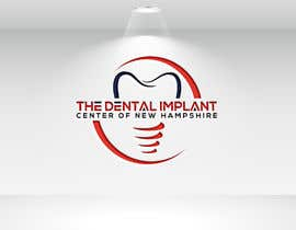 #823 for The Dental Implant Center of New Hampshire logo af abiul