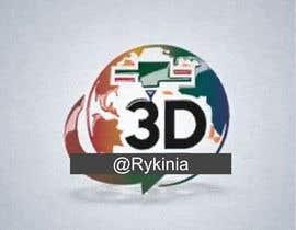 #2 pentru Animate My Logo de către Rykinia