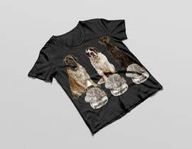 #1 for What are the BIG Dogs doing? Illustration T shirt Design by tahir01763