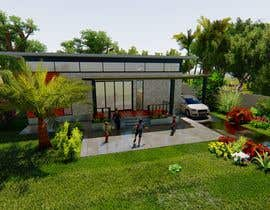 #14 for Exterior & Interior 3D rendering by SHUVOMOHANTO623