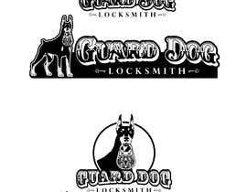 Nro 72 kilpailuun GuardDog Locksmith Company käyttäjältä Sico66