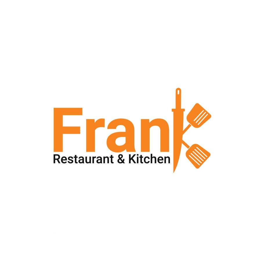 Kilpailutyö #                                        148                                      kilpailussa                                         Frank's Logo