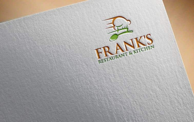 Kilpailutyö #                                        227                                      kilpailussa                                         Frank's Logo