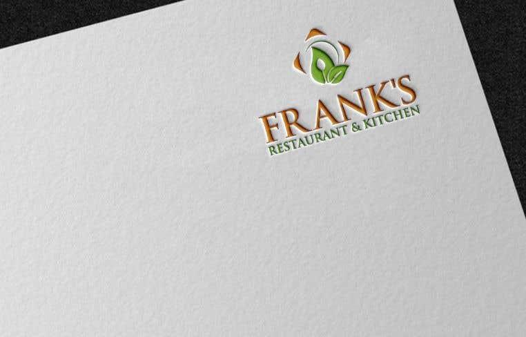 Kilpailutyö #                                        235                                      kilpailussa                                         Frank's Logo