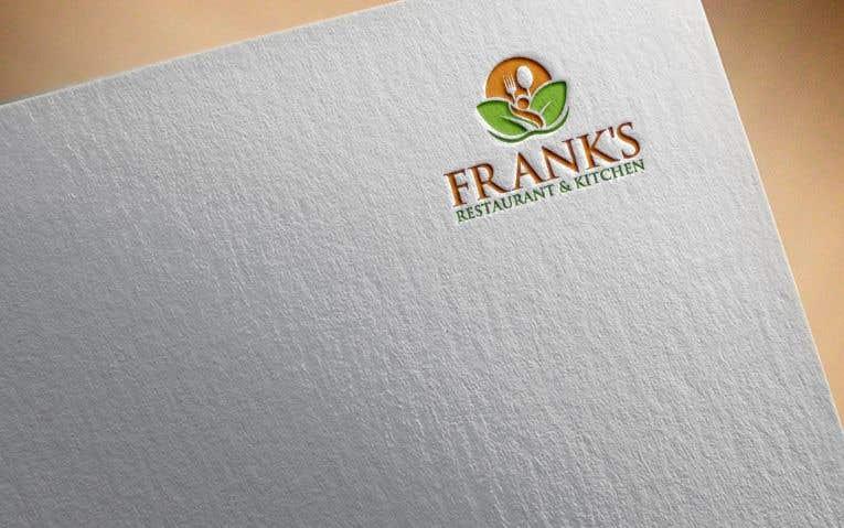 Kilpailutyö #                                        236                                      kilpailussa                                         Frank's Logo