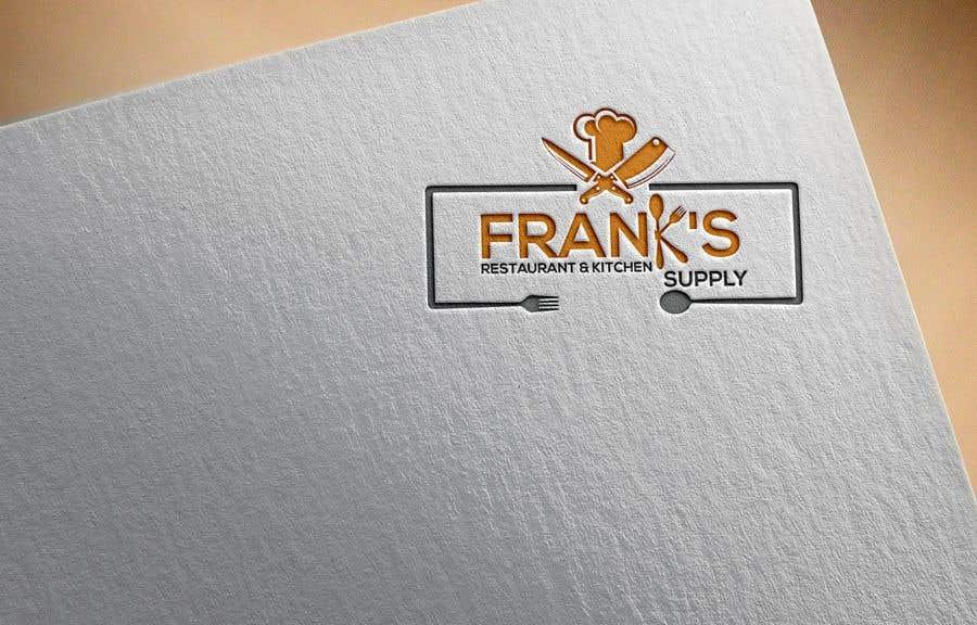 Kilpailutyö #                                        171                                      kilpailussa                                         Frank's Logo