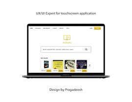Nro 4 kilpailuun UX/UI Expert for touchscreen application käyttäjältä Pragadeeshkannan