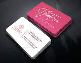 #305 pentru Business card for swimwear de către sultanagd