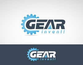 #49 para Logo for GEAR Inventions por jass191