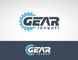 #65 para Logo for GEAR Inventions por jass191