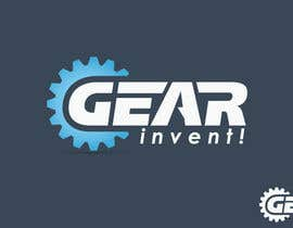 #67 para Logo for GEAR Inventions por jass191