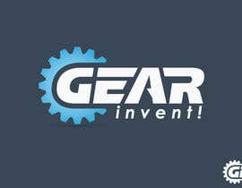 #71 para Logo for GEAR Inventions por jass191