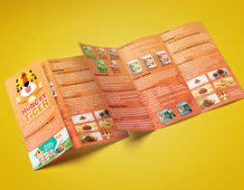 #44 cho Design leaflet A4 bởi glittergraphics