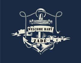 #22 for Welcome Baby Zade by sadiababli4444