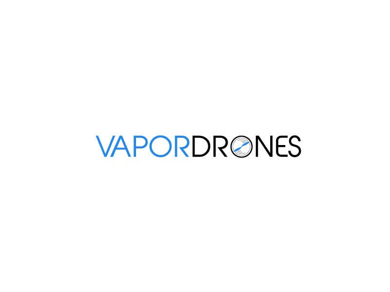 Konkurrenceindlæg #8 for Design a Logo for VaporDrones.com
