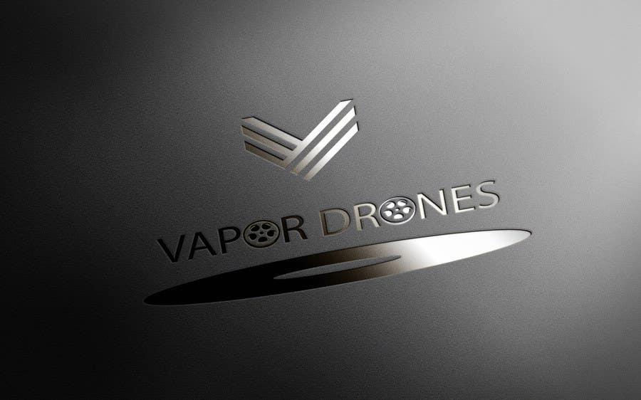 Konkurrenceindlæg #75 for Design a Logo for VaporDrones.com