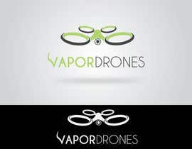 #15 for Design a Logo for VaporDrones.com af divyaparantap