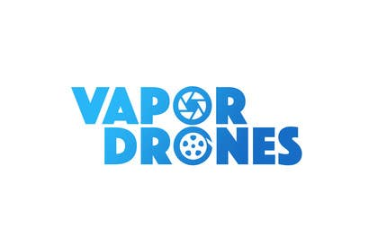 Nro 1 kilpailuun Design a Logo for VaporDrones.com käyttäjältä Nadasol