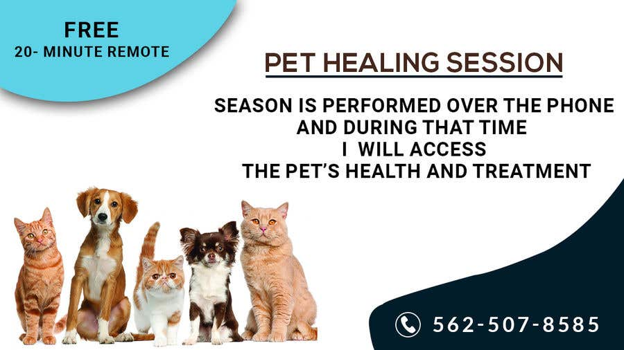 Contest Entry #                                        19                                      for                                         Need Pet Healer Ad Created for Craigslist