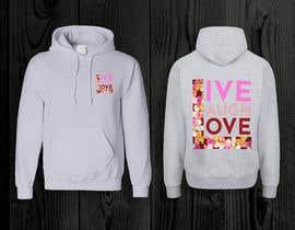 #8 pentru We would like to make hoodies de către edwinfernz7