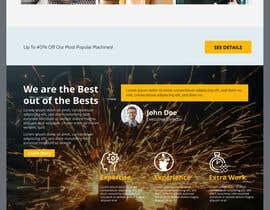 #20 untuk Website rebuild 2 page site with contact form (Computer Support business) oleh mstsurminakter