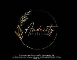 mashudurrelative tarafından Audacity Of Fashion Logo için no 511