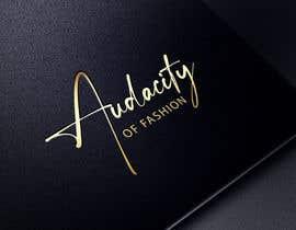 alauddinh957 tarafından Audacity Of Fashion Logo için no 464