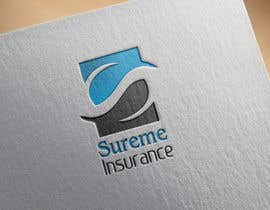 "#5 para Design a Logo for ""Sureme"" Insurance por kavzrox"
