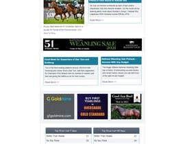 #20 untuk Newsletter redesign oleh chowdhury30