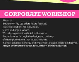 #3 for Design a corporate workshop flyer af sirajpatani