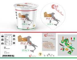 #437 for Logo and noodle cups design af AmlanNil