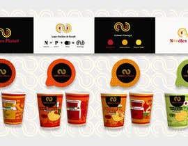 #424 for Logo and noodle cups design af FasterRabbit