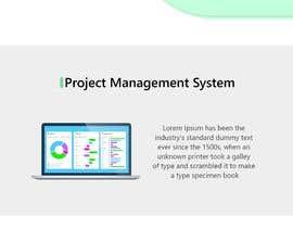 aghaasadali5 tarafından Time-Tracking Software landing page web design için no 7