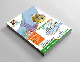 Nro 23 kilpailuun Create a flyer käyttäjältä alakram420