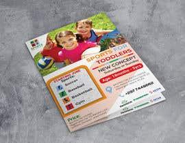 Nro 120 kilpailuun Create a flyer käyttäjältä farukahmeed56