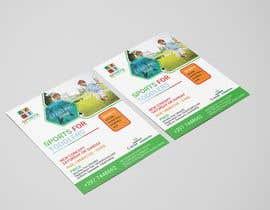 Nro 126 kilpailuun Create a flyer käyttäjältä jashim0775