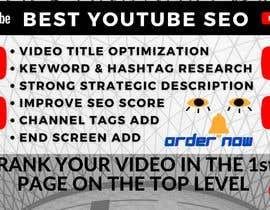 Nro 9 kilpailuun MonitiZe my youtube channel as soon as possible käyttäjältä MiNASSEM