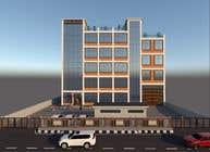 3D Modelling Konkurrenceindlæg #20 for Factory facade design with 3D