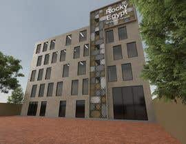 #24 for Factory facade design with 3D af mohussien200000